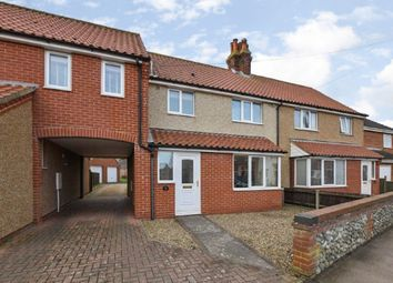 Thumbnail 3 bed terraced house to rent in Cromer Road, Beeston Regis, Sheringham