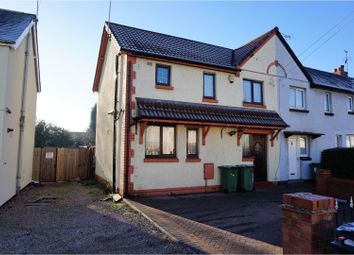Thumbnail 3 bedroom semi-detached house for sale in Thorne Road, Willenhall