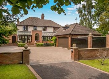 Thumbnail 5 bedroom detached house for sale in Wroxham, Norwich, Norfolk