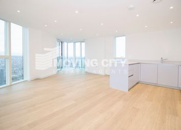 Thumbnail 3 bed flat for sale in The Pinnacle, 11 Saffron Central Square, Croydon