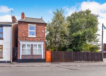 Thumbnail 3 bed detached house for sale in Old Park Road, Darlaston, Wednesbury