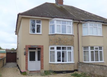Thumbnail 3 bed semi-detached house for sale in Siddington Road, Cirencester, Gloucestershire