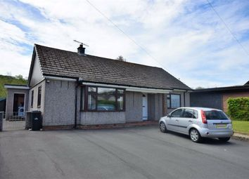 Thumbnail 3 bedroom bungalow for sale in Cartref, Penegoes, Machynlleth, Powys