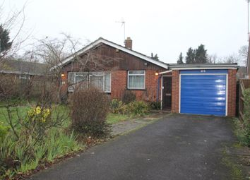 Thumbnail 3 bed bungalow for sale in Lane End Close, Shinfield