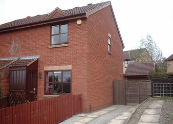 Thumbnail 3 bed semi-detached house to rent in Pennywort Grove, Harrogate