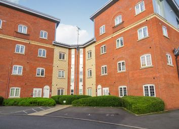 Thumbnail 1 bed flat for sale in Evershed Way, Burton-On-Trent