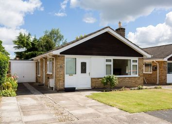 Thumbnail 3 bed bungalow for sale in Nether Way, Nether Poppleton, York