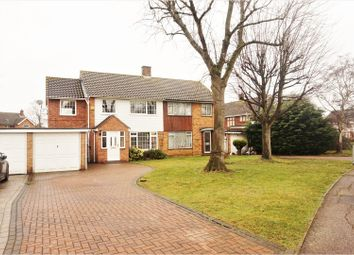 Thumbnail 4 bed semi-detached house for sale in Ravensdale, Basildon