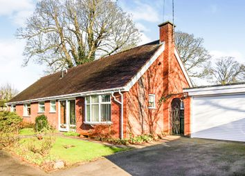 Coventry Road, Berkswell, Coventry CV7. 3 bed detached bungalow