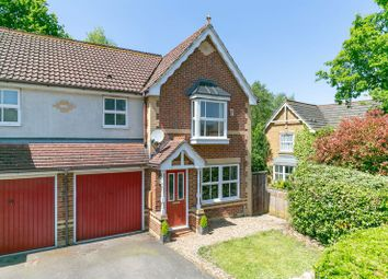 Thumbnail 3 bed end terrace house for sale in Beckford Way, Maidenbower, Crawley, West Sussex