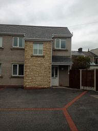 Thumbnail 2 bed semi-detached house to rent in Trafalgar Court, Dalton-In-Furness