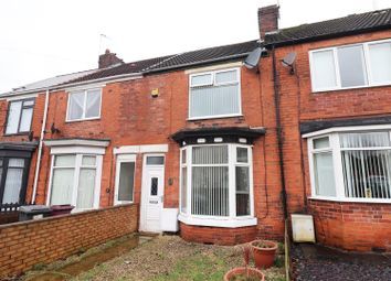 2 bed terraced house for sale in Sutton Hall Road, Bolsover, Chesterfield S44