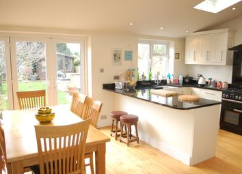 Thumbnail 4 bed semi-detached house for sale in Beauchamp Road, West Molesey