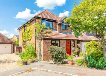 Thumbnail 3 bed detached house for sale in Carters Meadow, North Marston, Buckingham