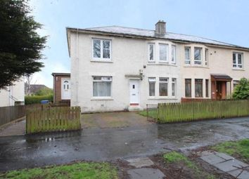 Thumbnail 2 bed flat for sale in Athelstane Road, Knightswood, Glasgow