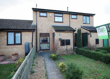 Thumbnail 2 bed terraced house for sale in Windsor Gardens, Somersham, Huntingdon