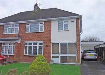 Thumbnail 3 bed semi-detached house for sale in Ridgeway Avenue, Styvechale, Coventry