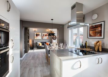 """Thumbnail 4 bed detached house for sale in """"The Astley"""" at Oak Tree Road, Hugglescote, Coalville"""