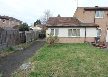 Thumbnail 2 bed semi-detached bungalow for sale in Queensway, Barwell, Leicester
