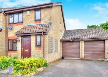 Thumbnail 3 bed semi-detached house for sale in Twinflower, Walnut Tree, Milton Keynes