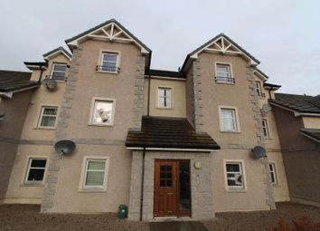 Thumbnail 2 bed flat for sale in Bridge Road, Kemnay, Inverurie