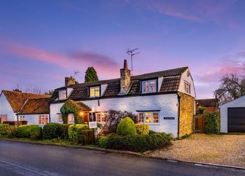 Thumbnail 4 bed detached house for sale in High Street, Rippingale, Bourne
