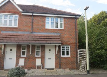 Thumbnail 2 bed end terrace house to rent in Skylark Way, Shinfield, Reading