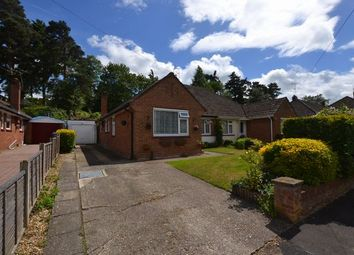 Thumbnail 3 bed semi-detached bungalow for sale in Ferndale Road, Church Crookham, Fleet