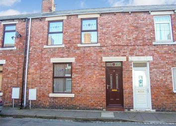 Thumbnail 2 bed terraced house for sale in Pine Street, Chester Le Street, Durham