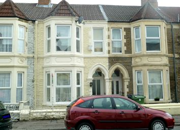 Thumbnail 5 bed shared accommodation to rent in Tewkesbury Place, Cardiff