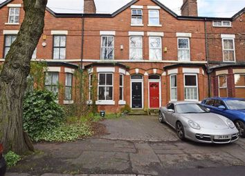 Thumbnail 4 bed terraced house for sale in Beaufort Avenue, West Didsbury, Manchester