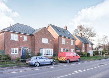 Thumbnail 3 bed semi-detached house for sale in Uppingham Road, Skeffington