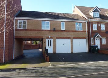 Thumbnail 2 bed maisonette to rent in Cobb Close, Stoke, Coventry, West Midlands