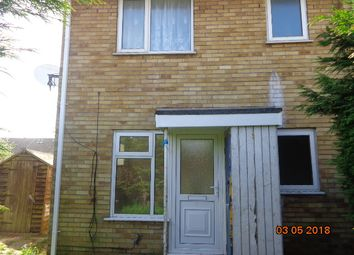 Thumbnail 1 bed end terrace house to rent in Conference Court, Bottesford