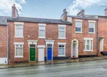 Thumbnail 3 bedroom terraced house for sale in Brighton Street, Penkhull, Stoke On Trent, Staffs