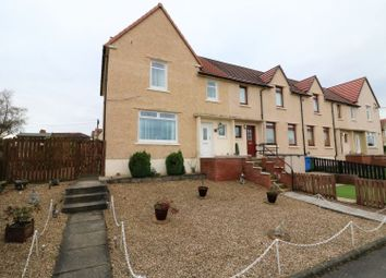 Thumbnail 3 bed end terrace house for sale in Mamre Drive, Falkirk