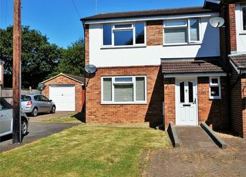 Thumbnail 3 bed end terrace house for sale in Marshall Close, Farnborough, Hampshire