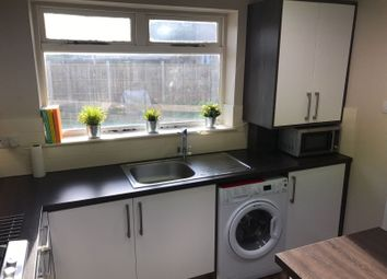 Thumbnail 1 bed flat to rent in Bushgrove Road, Dagenham