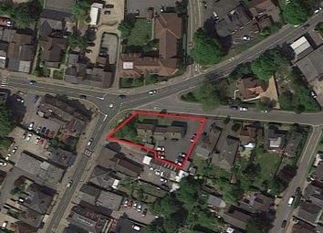 Thumbnail Land for sale in Under Offer - Crowthorne Police Station, 2-6 Upper Broadmoor Road, Crowthorne, Berkshire