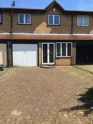Thumbnail 3 bedroom terraced house for sale in Caladonian Close, Ilford