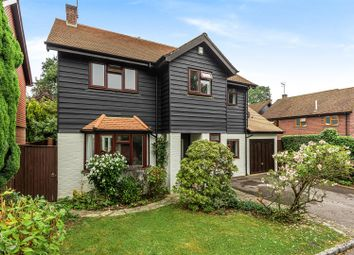 Thumbnail 4 bed detached house for sale in Bunch Way, Haslemere