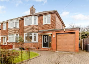 Thumbnail 3 bed semi-detached house for sale in The Nook, Manchester, Greater Manchester