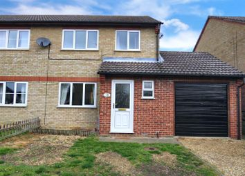 Thumbnail 3 bedroom property to rent in Swift Close, March