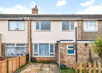 Thumbnail 3 bed terraced house for sale in Wytham Close, Eynsham, Witney