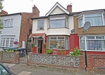 Thumbnail 3 bed end terrace house to rent in Middlesborough Road, Edmonton