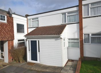 Thumbnail 3 bed terraced house for sale in Chelmer Court, Basingstoke