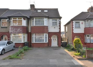 Thumbnail 4 bed end terrace house for sale in Great Cambridge Road, Enfield, London