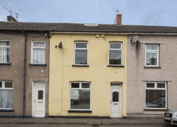Thumbnail 2 bed terraced house for sale in Machen Street, Risca, Newport