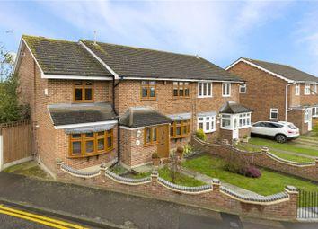 Thumbnail 5 bedroom semi-detached house for sale in Bonington Road, Hornchurch