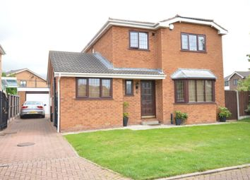 Thumbnail Detached house to rent in Dumbarton Close, Blackpool